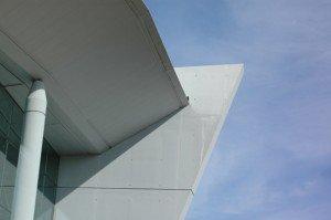 Le béton est l'un des matériaux de construction les plus efficaces pour lutter contre la présence d'oxydes d'azote dans l'air. Copyright : Bruno Bord / Flickr