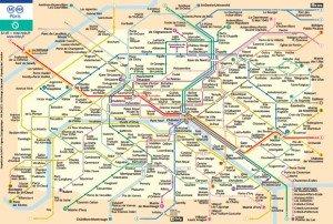 Métro de Paris. Crédits RATP