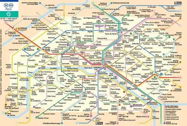 Métro de Paris mobilité urbaine Demain la ville