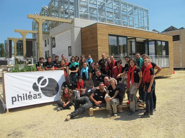 Le projet Philéas a été conçu par les Nantais d'Atlantic Challenge. Copyright : Bettina Horsch / Ronan Cornec / Solarphileas.com