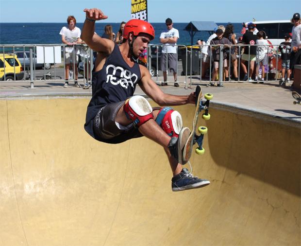 Les skateparks font partie de ces équipements urbains qui attirent essentiellement un public masculin. Copyright : Adam J.W.C / Wikimedia