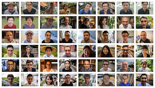 Portrait maisons - Asie ; Crédits : A la bonne échelle