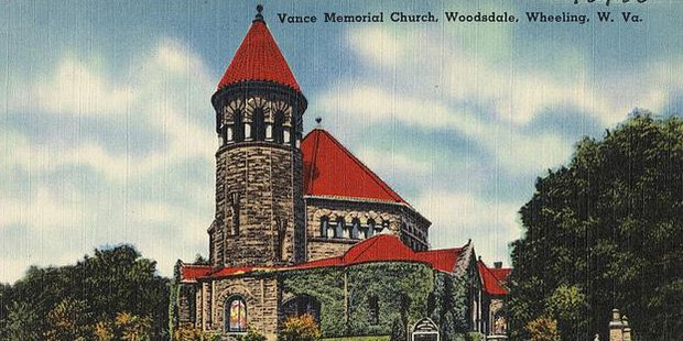Vance Memorial - Wheeling ; Crédits : Flickr Boston Public Library