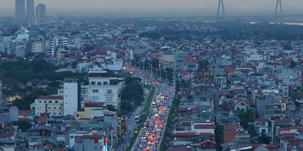 Automobiles - Hanoi ; Crédits : Clément Pairot