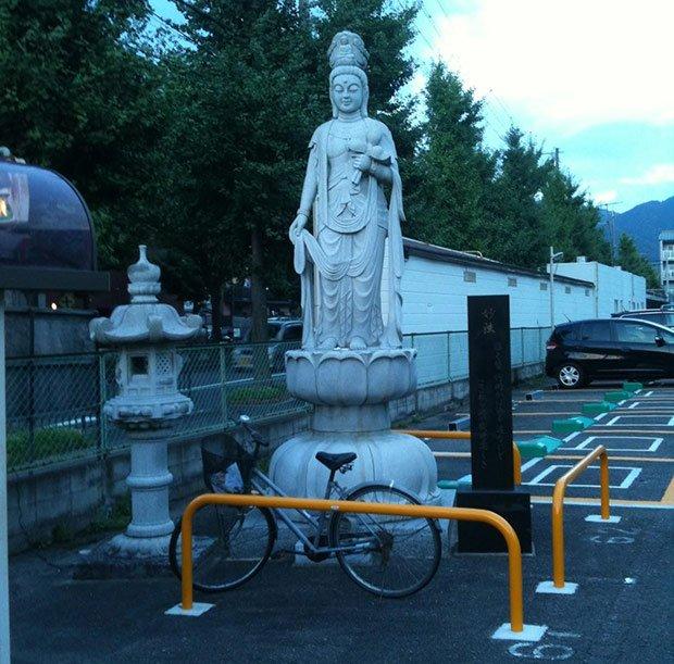 protection divine - Kyoto : Crédits : Margot Baldassi