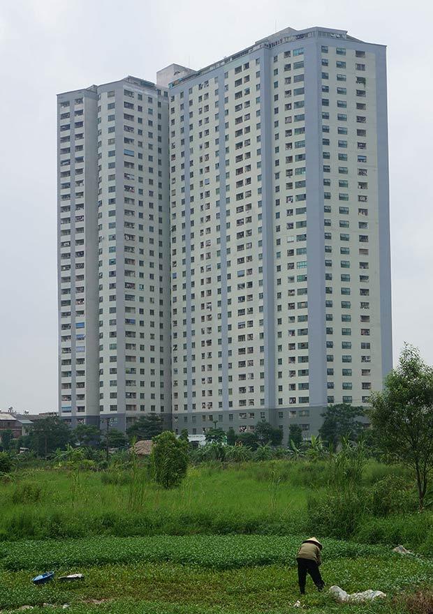 Habitat - Hanoi ; Crédits : Clément Pairot