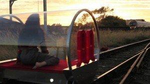 Capsule Ferroviaire ; Copyright : Copyright : HeHe