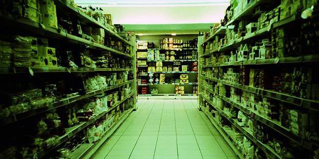 Supermarché ; Crédits : Magali M / FlckR