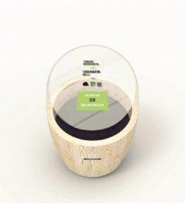 """Capteur environnement. Crédits : Projet """"Health Hive"""", Renaud Dardaine, Maxim le Ruyet, Pauline Pérol et Ben Stevens - L'Ecole de design Nantes Atlantique"""