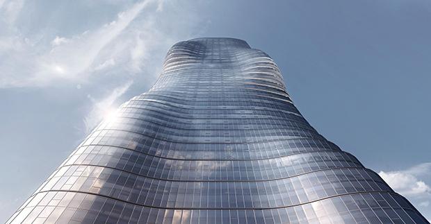 Premiere Tower. Copyright : Elenberg Fraser