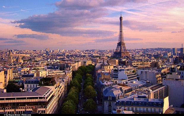 Réinventer Paris. Copyright : Moyan Brenn / Flickr