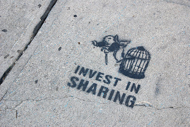 Invest in Sharing. Crédits : Invest in Sharing / Flickr