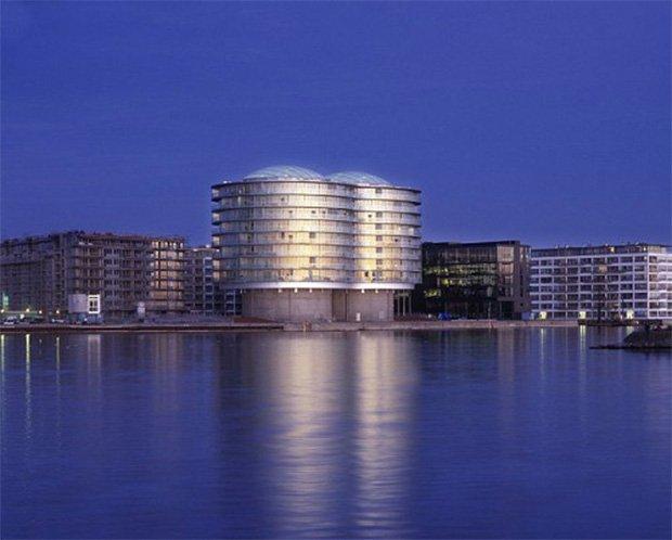 La Gemini Residence à Copenhague, conçue par MVRDV architectes. Crédits : Rob 't Hart