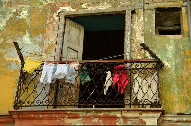 Casa cubana. Crédits : Bud Ellison sur Flickr