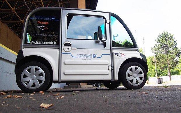 L'offre de la communauté d'agglomération Rambouillet Territoires en matière de voitures électriques va s'élargir dans les prochains mois. Copyright : DR