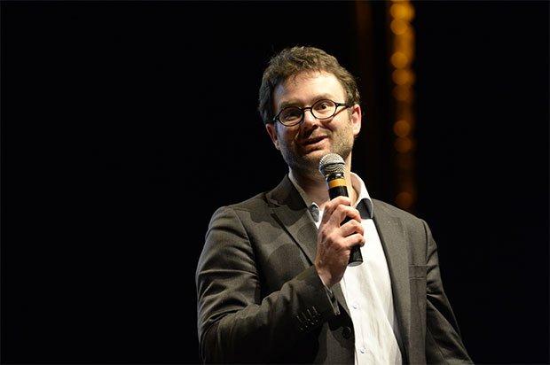 Alexandre Garcin, délégué au développement durable et porteur du projet « zéro déchet ». © Arnaud Loubry