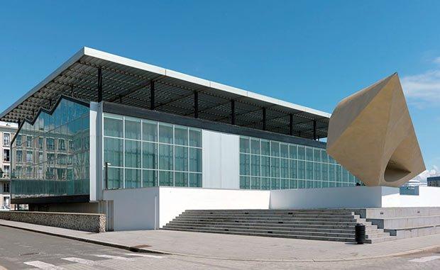 MuMa Le Havre bâtiment