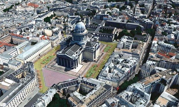 Panthéon-bâtiment-biodiversité