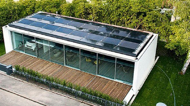 Werner Sobek intelligent bâtiment biodiversité