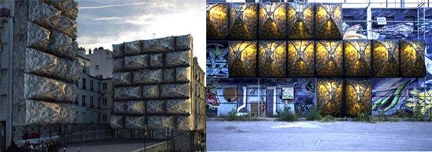 abris furtifs belleville architecture