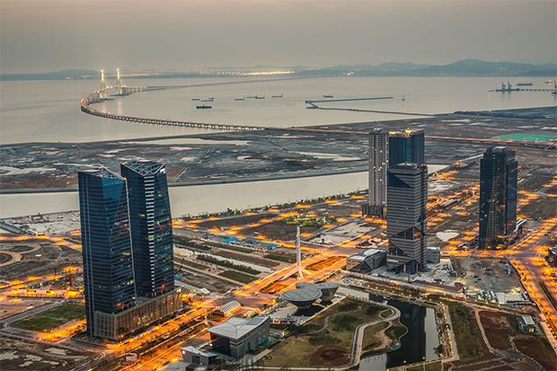 port-incheon-seoul-pays-batiment
