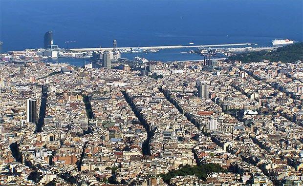 Barcelone-arbre-vegetalisation-biodiversite