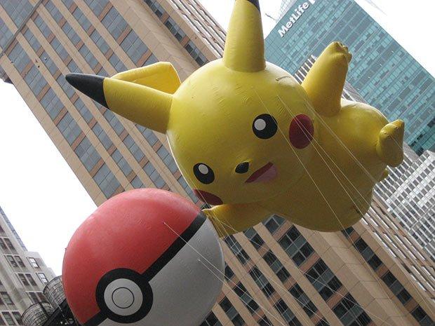 pikachu urbaniste