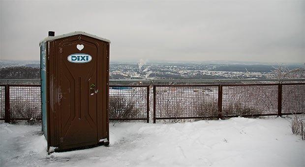 Toilette vue qualite de vie demain la ville