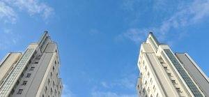 gratte ciel photographie