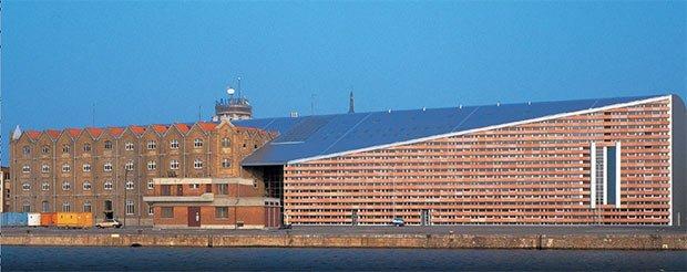 dunkerque universite citadelle architecture studio