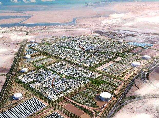 masdar ville ecologique modele