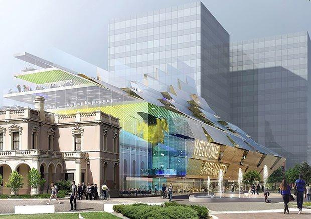 parramatta manuelle gautrand architectures batiment demain la ville