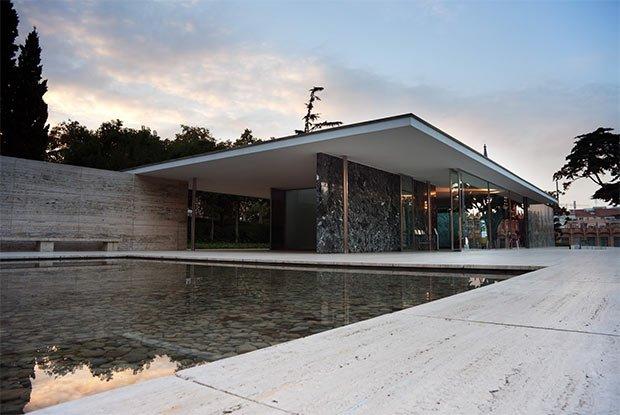 mies van der rohe allemagne-exposition universelle batiment architecture demain la ville