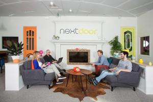 nextdoor coworking nouveaux espaces travail convivialité