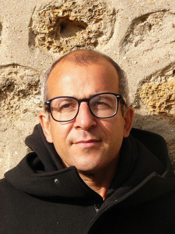 photo portrait de Thierry Pagnet