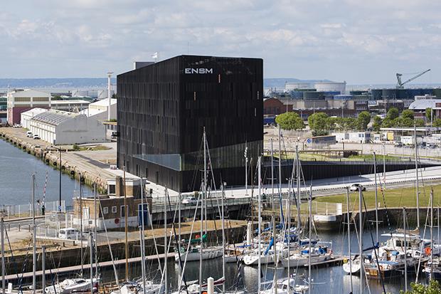 projets bassins Havre libérés