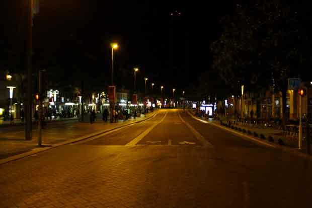 La nuit déclenche traditionnellement les peurs en milieu urbain.