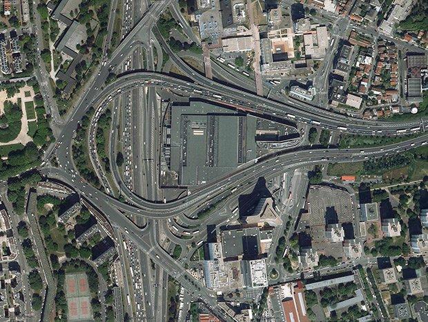 autoroute ville mobilite