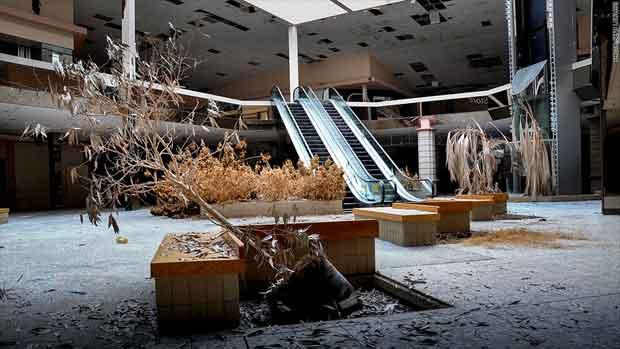 Les dead malls sont des centres commerciaux américains abandonnés.