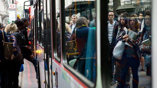transports en commun mobilité travail domicile