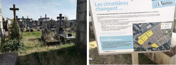 Un cimetière urbain durable pour une métropole durable ? (c) Charlotte Quesnel