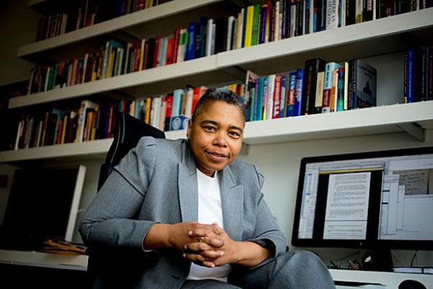 Latanya Sweeney - Crédit : Rose Lincoln/Harvard Staff Photographer