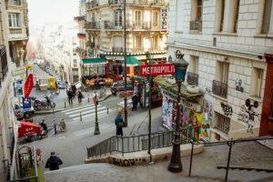 Airbnb à Paris