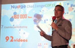 Le Nudge Challenge COP21 en 2015 a connu un large succès