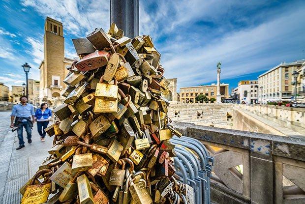 photo des cadenas a paris