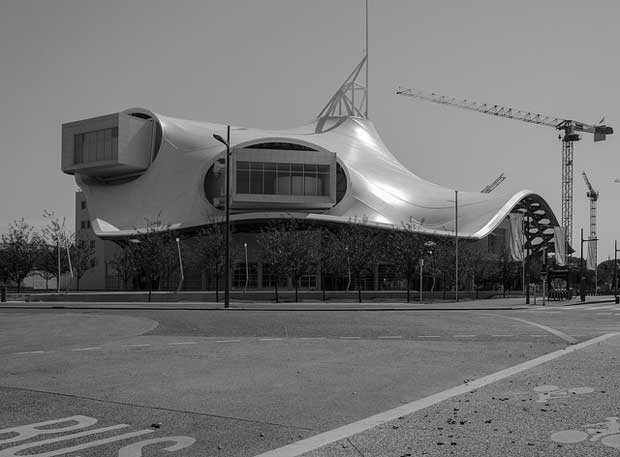 Le musée du centre Pompidou Metz