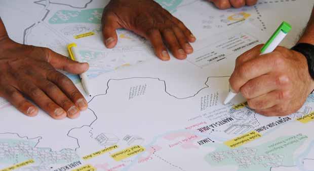 Créativité pour le développement de la ville