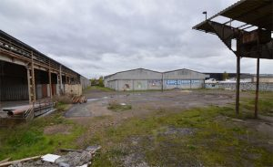 photo hangar abandonne a caen