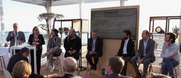 Conférence sur l'intelligence artificielle au mipim