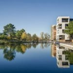 Vue du quartier Ginko - Bouygues Immobilier